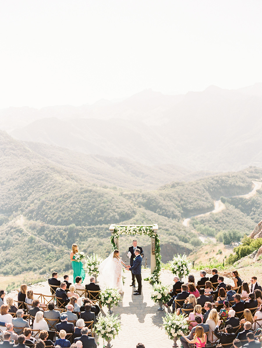 MARISSA  &  PAUL - MALIBU, CALIFORNIA
