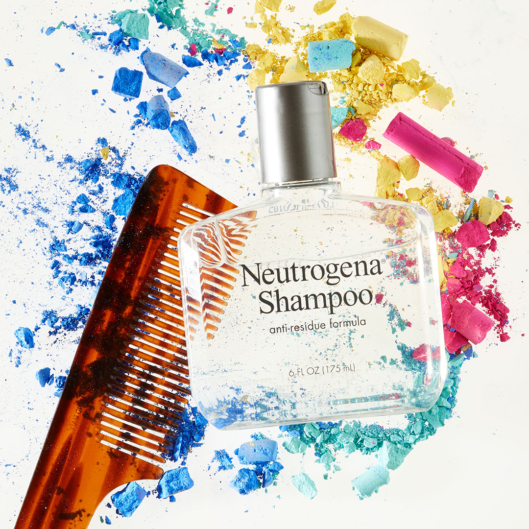 Get all that  #festival fun out of your hair with our top-rated clarifying shampoo. #festivalhair