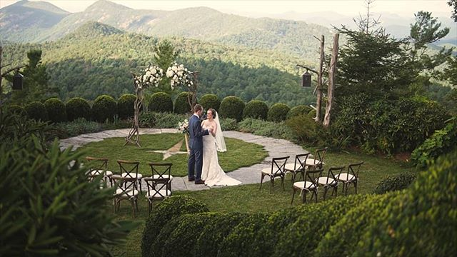 I've been waiting a long time to share this! Leslie and Sean had a surprise elopement in the mountains of North Carolina surrounded by twelve of their closest family and friends. It was a beautiful day and I'm so happy to show off some of my favorite shots. Congratulations, Leslie and Sean! #lbscadventures