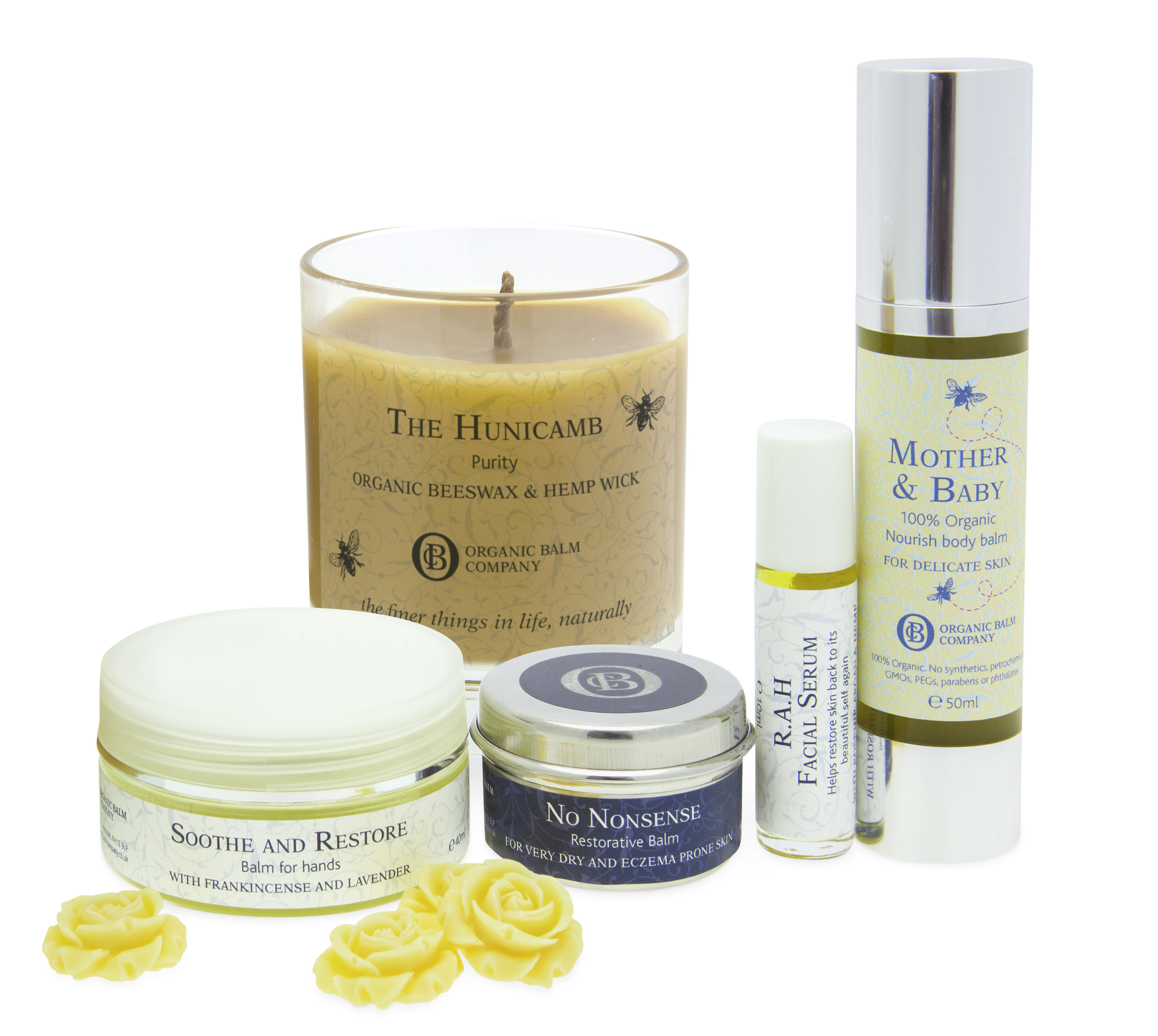 The Organic Balm Company collection