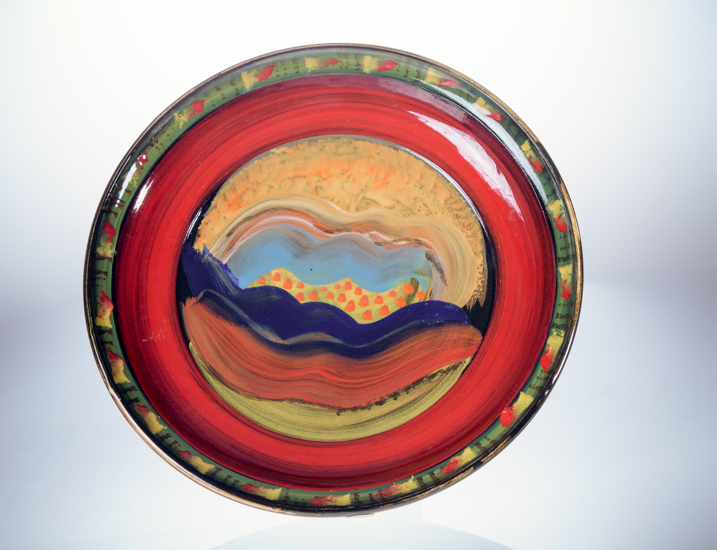 Large Plate   €85