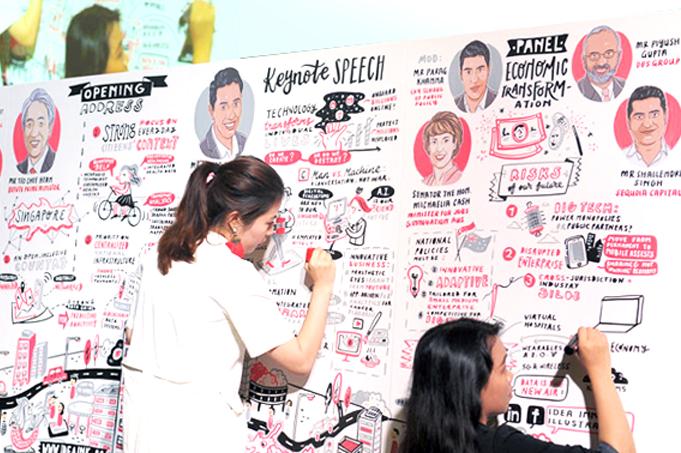 SNDGO Smart Nation Innovations Week Opening Symposium 2018    Singapore