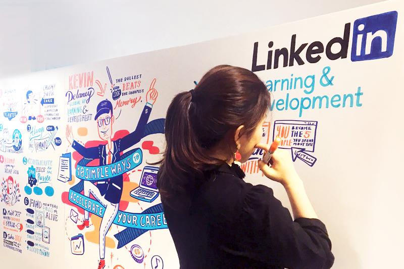 LinkedIn | Learning & Development Internal Training 2018    Singapore
