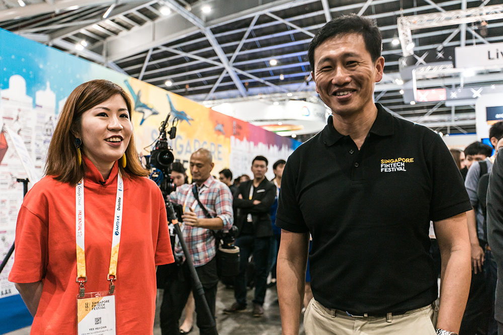 Mr  Ong Ye Kung , Minister for Education Singapore