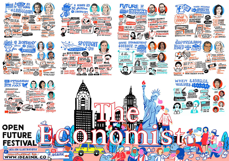 The Economist Open Future Festival   New York