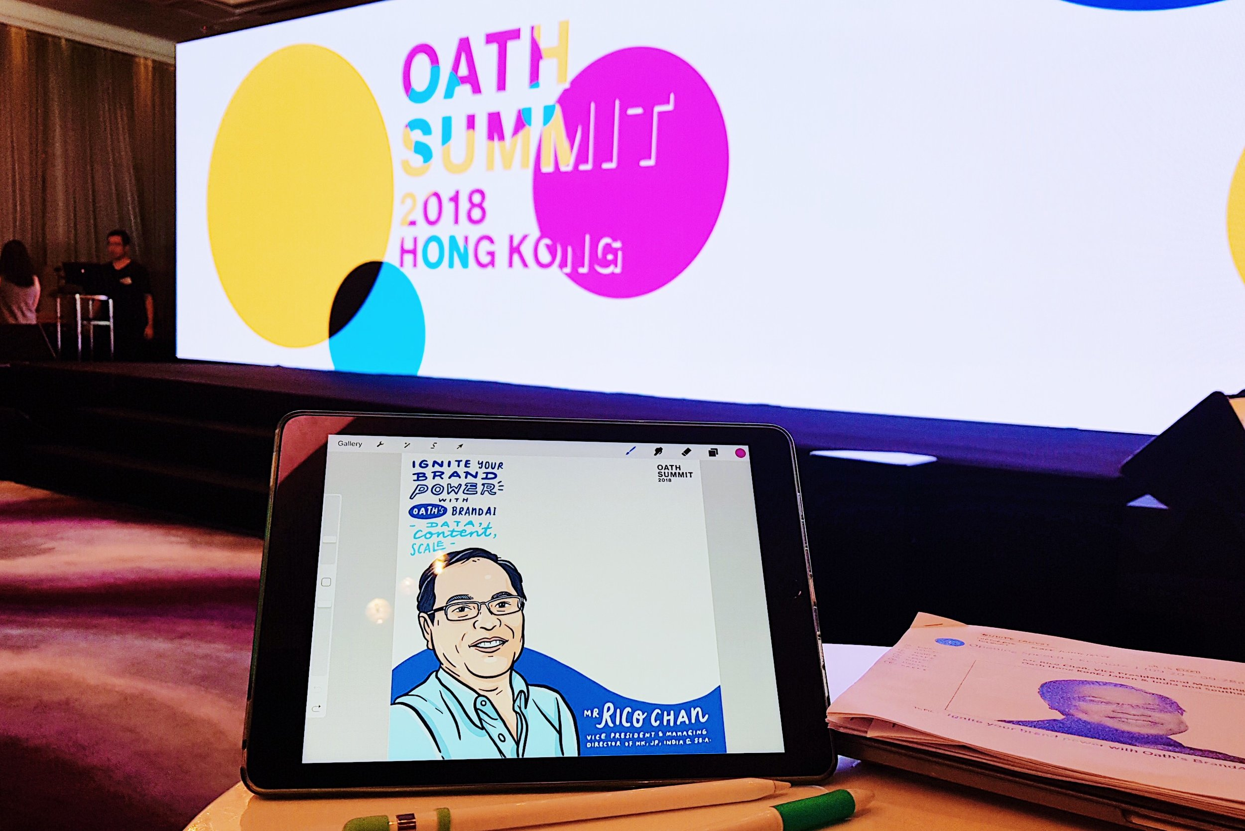 Oath Summit 2018    Hong Kong