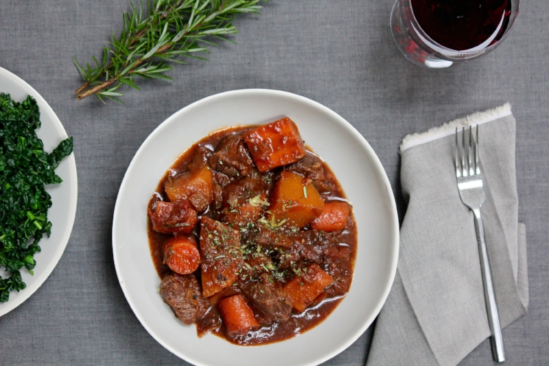 Beef and Swede Stew