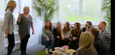See how office workers in Brighton got on with the Snack Challenge, as shown on Channel 5, June 2018 (click on the image above)