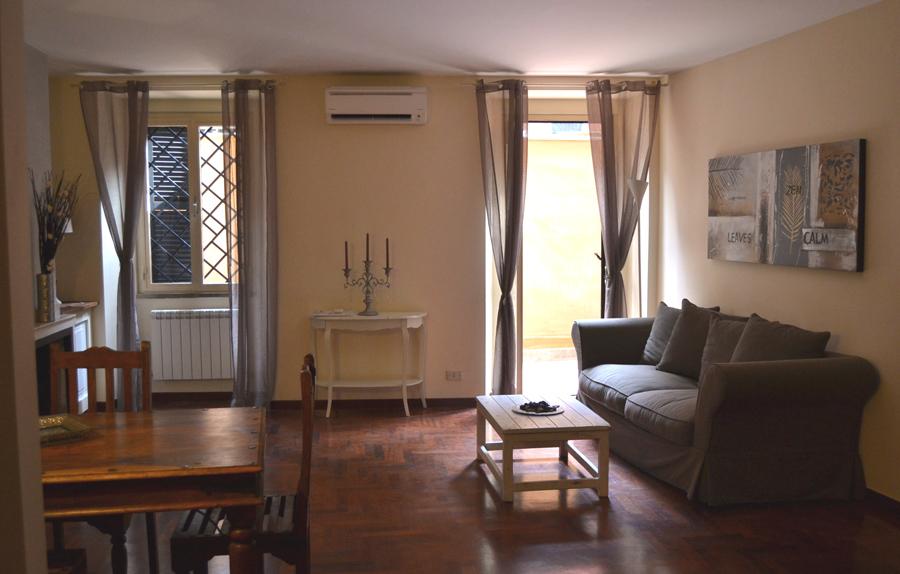 Suite Trilussa Trastevere