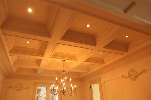 Detailed Ceiling and trim in Dining Room.jpg