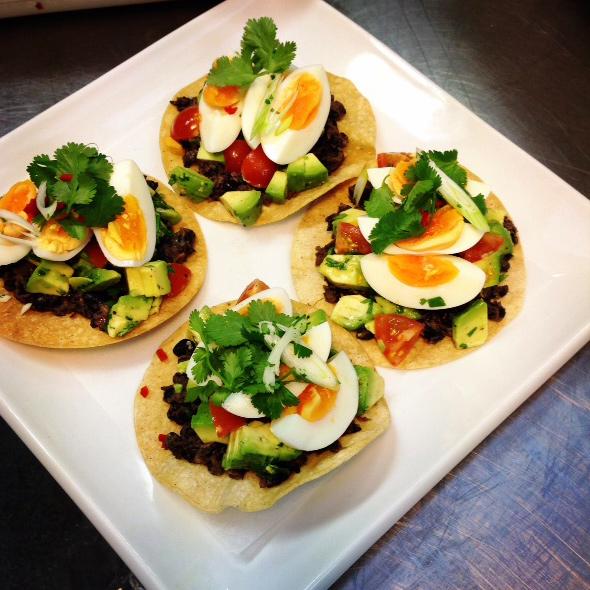 Our Huevos Rancheros