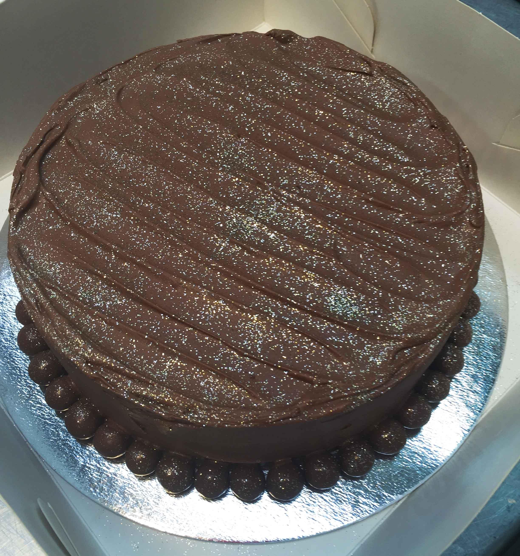 Happy Birthday Chocolate Cake!