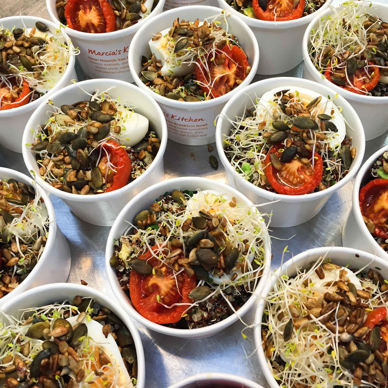 Nourish You! Breakfast Pots