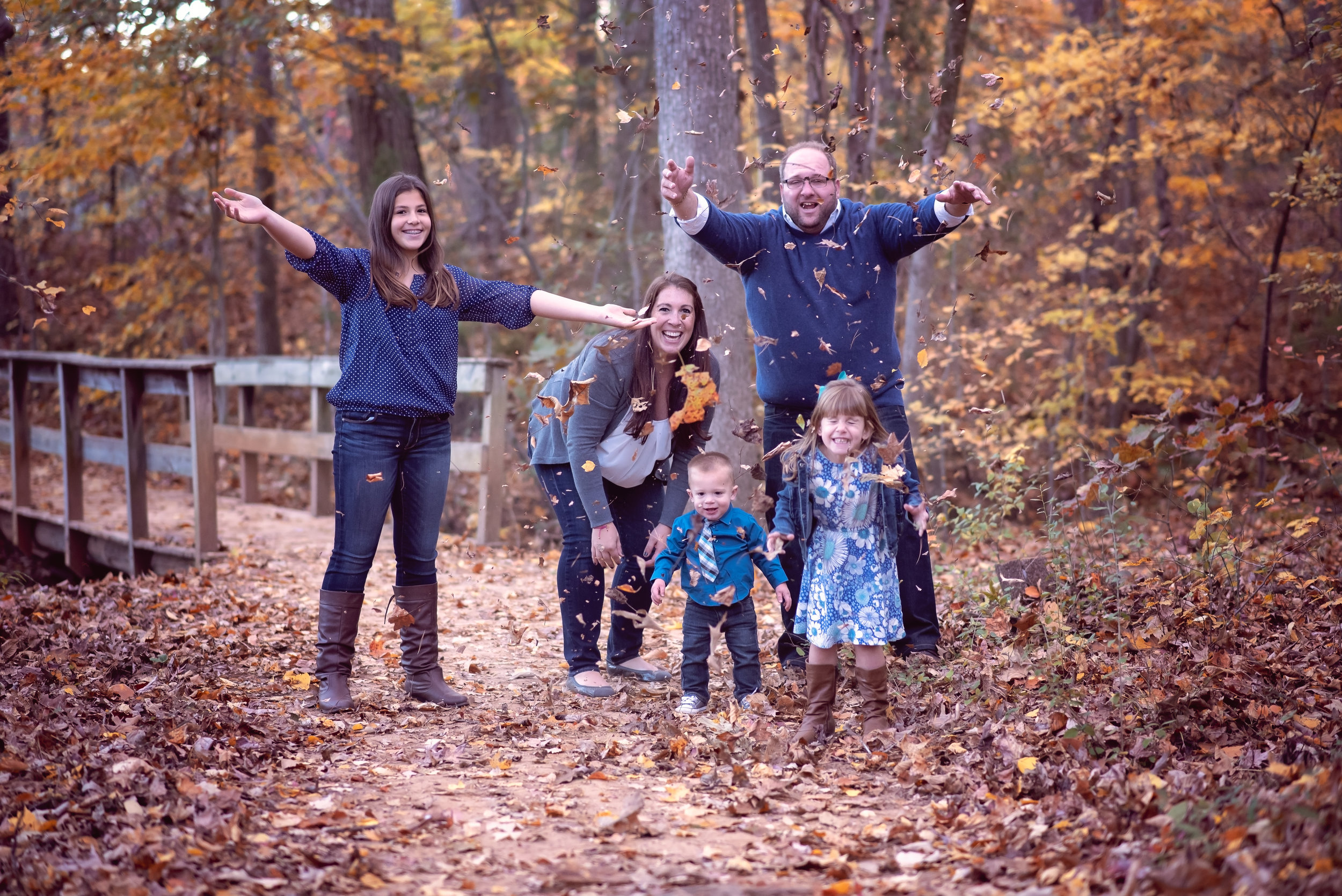 Family Photography at Anne Springs Greenway, Fort Mill, SC