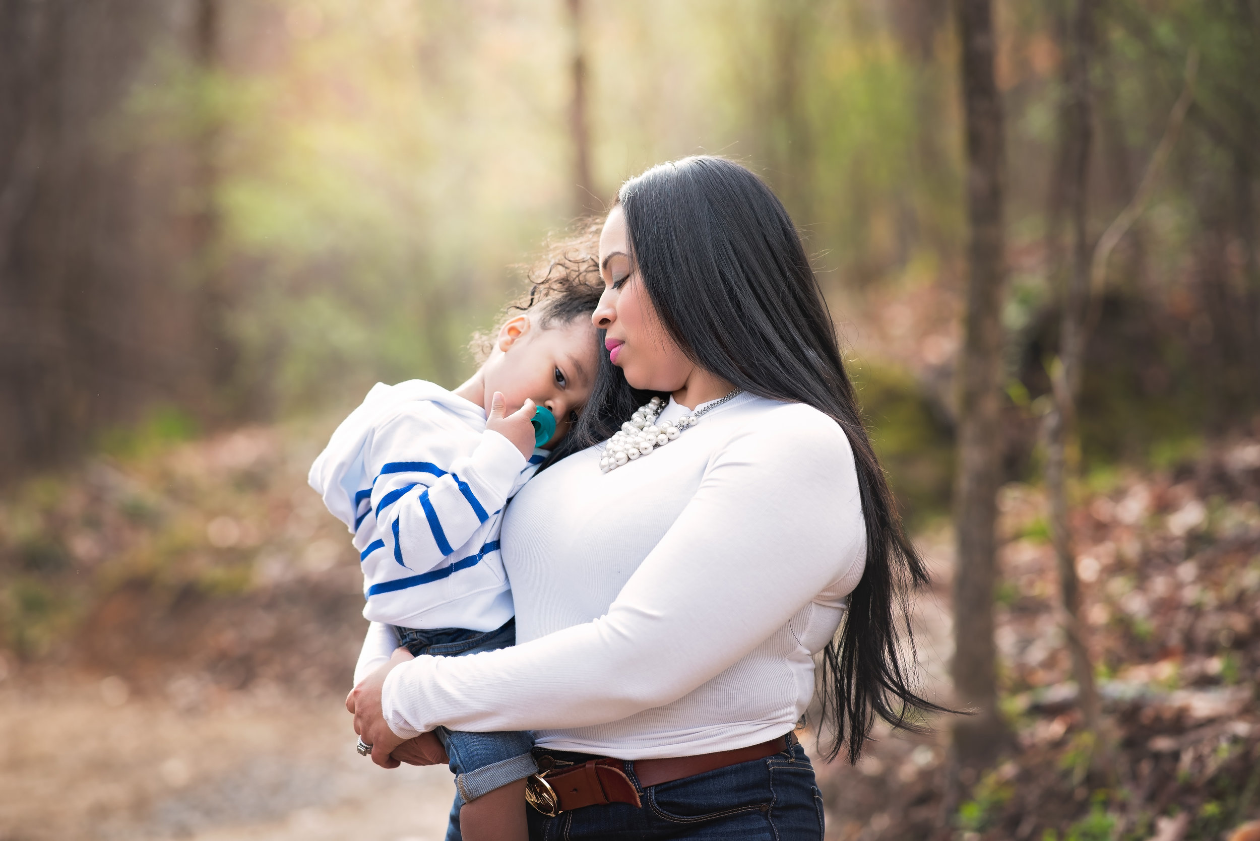 Family Photography in Fort Mill, SC Anne Springs Greenway