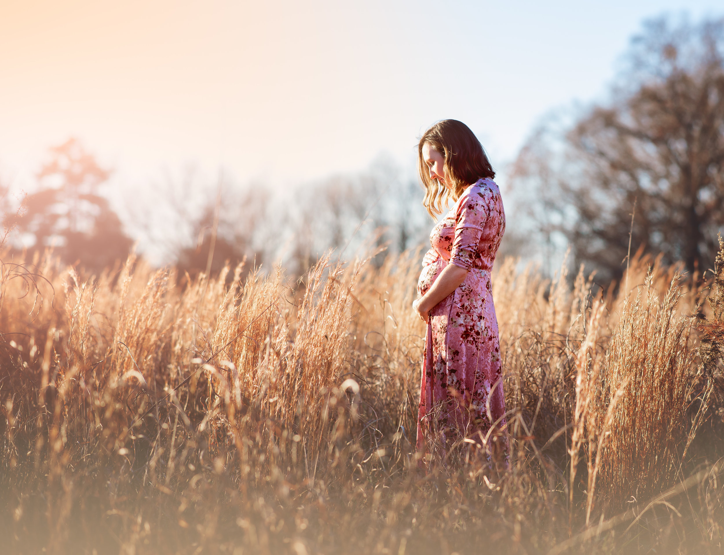 Maternity Photo in Fort Mill, SC