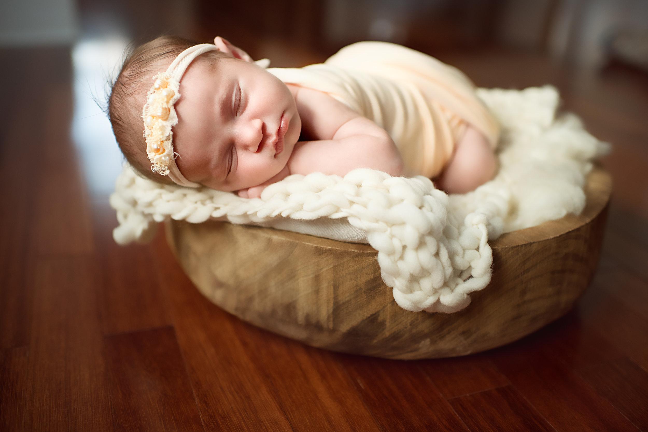 Newborn Photography in Charlotte, NC