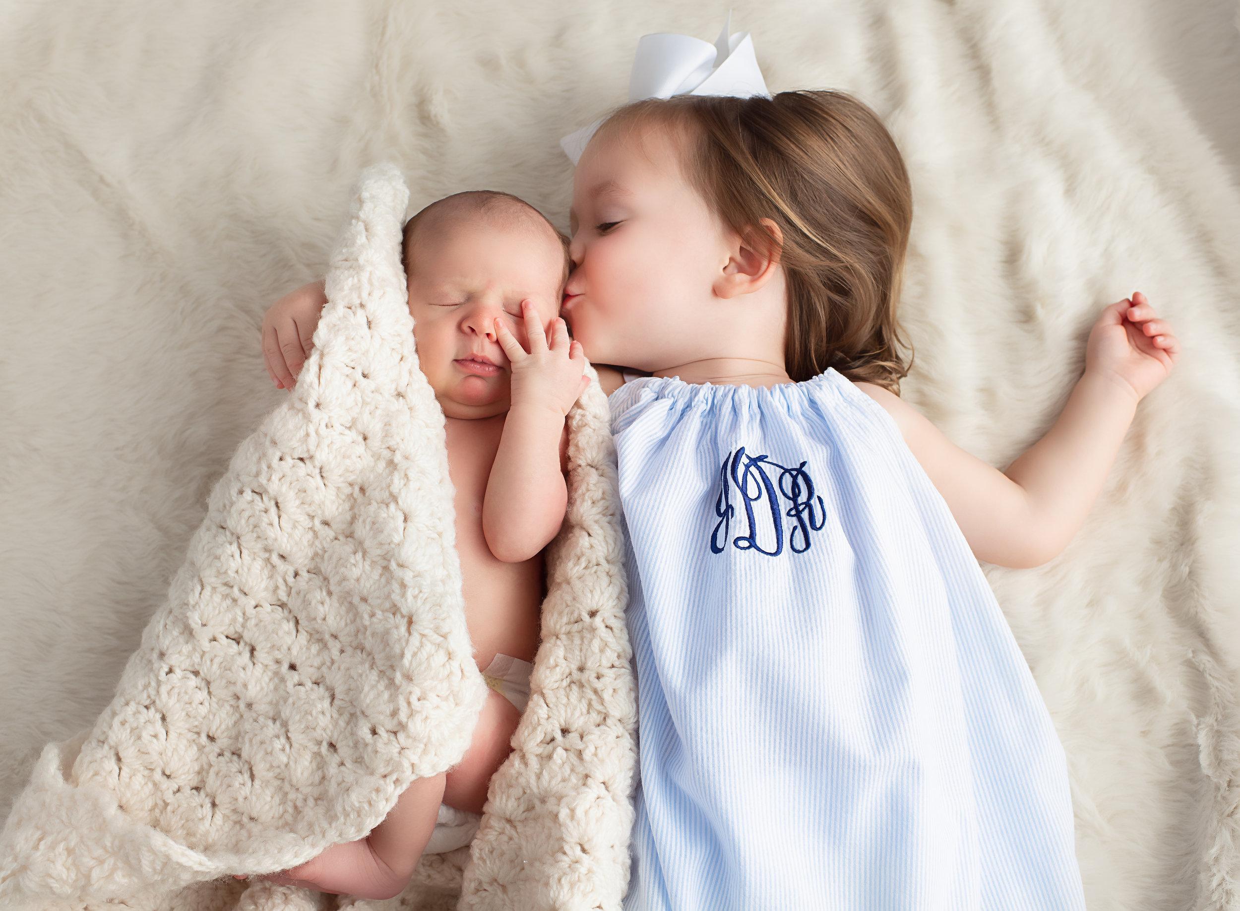 Newborn Photography in Tega Cay, SC