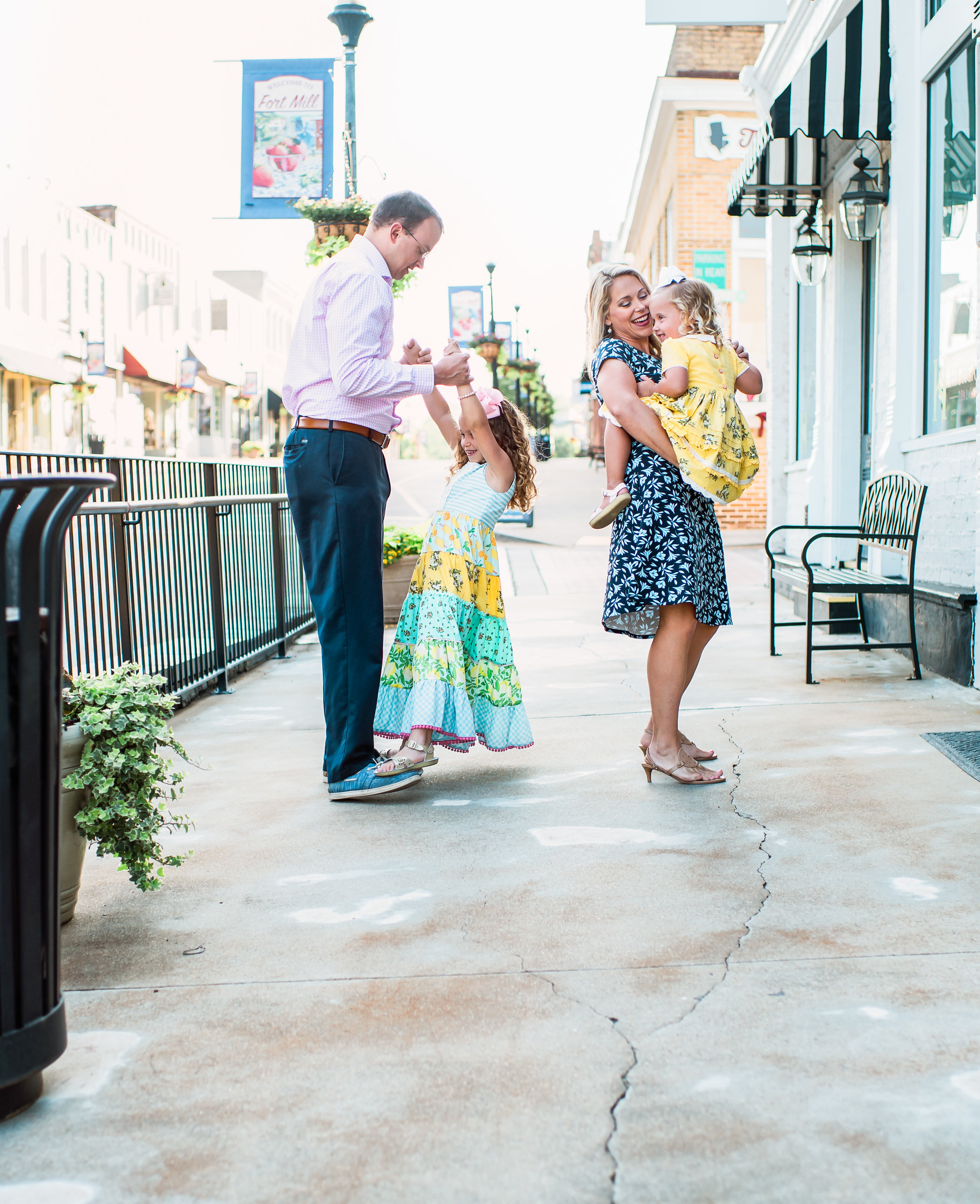 Family Photography in Fort Mill, SC