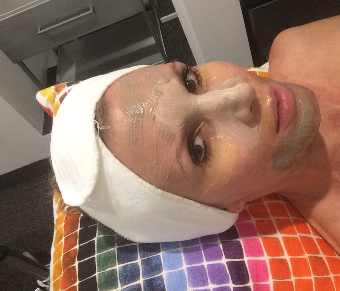 #multimasking #Liftedskin #antiaging #fun!