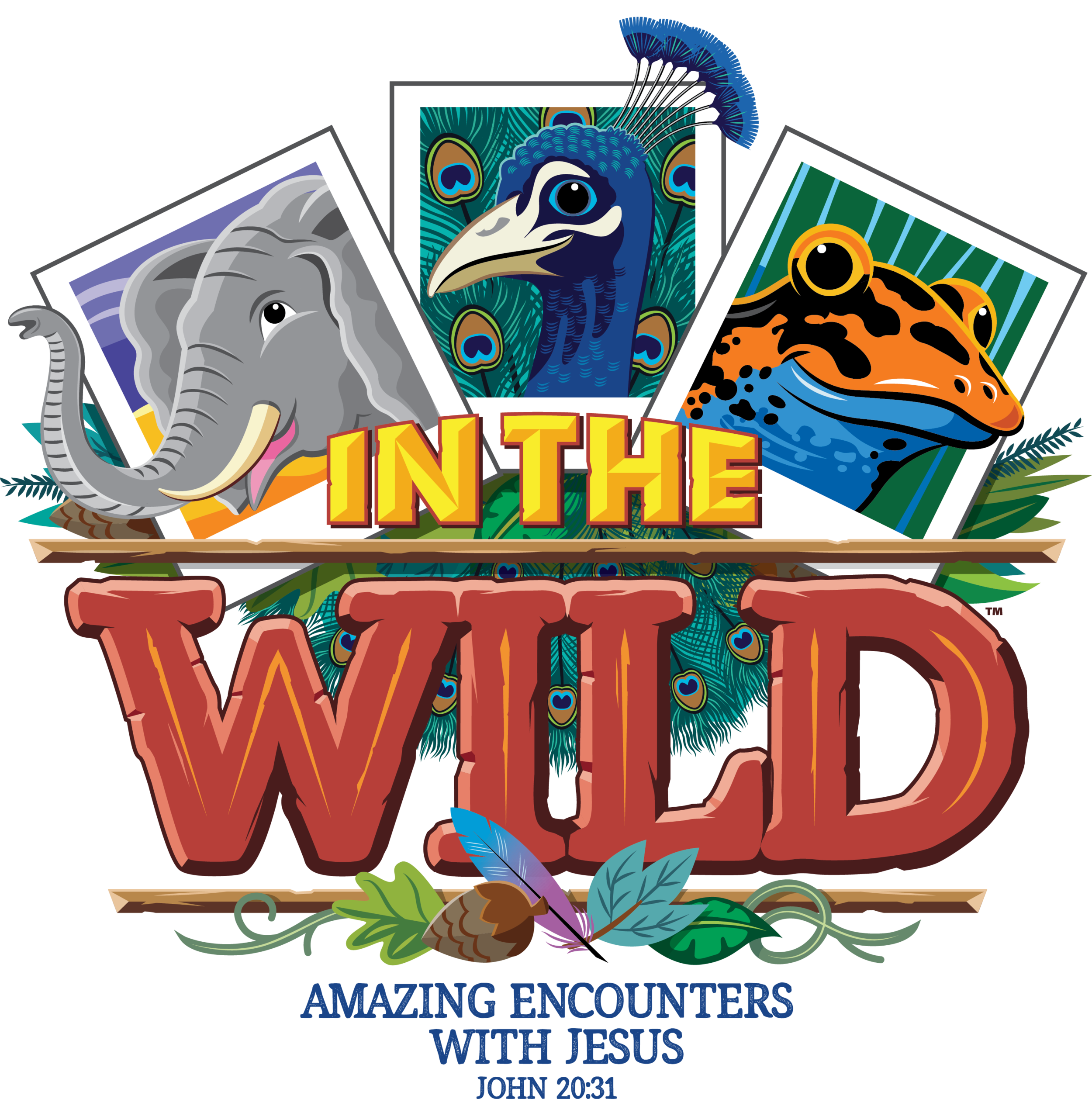 VBS 2019 - July 22-26, 2019 at CCBAC