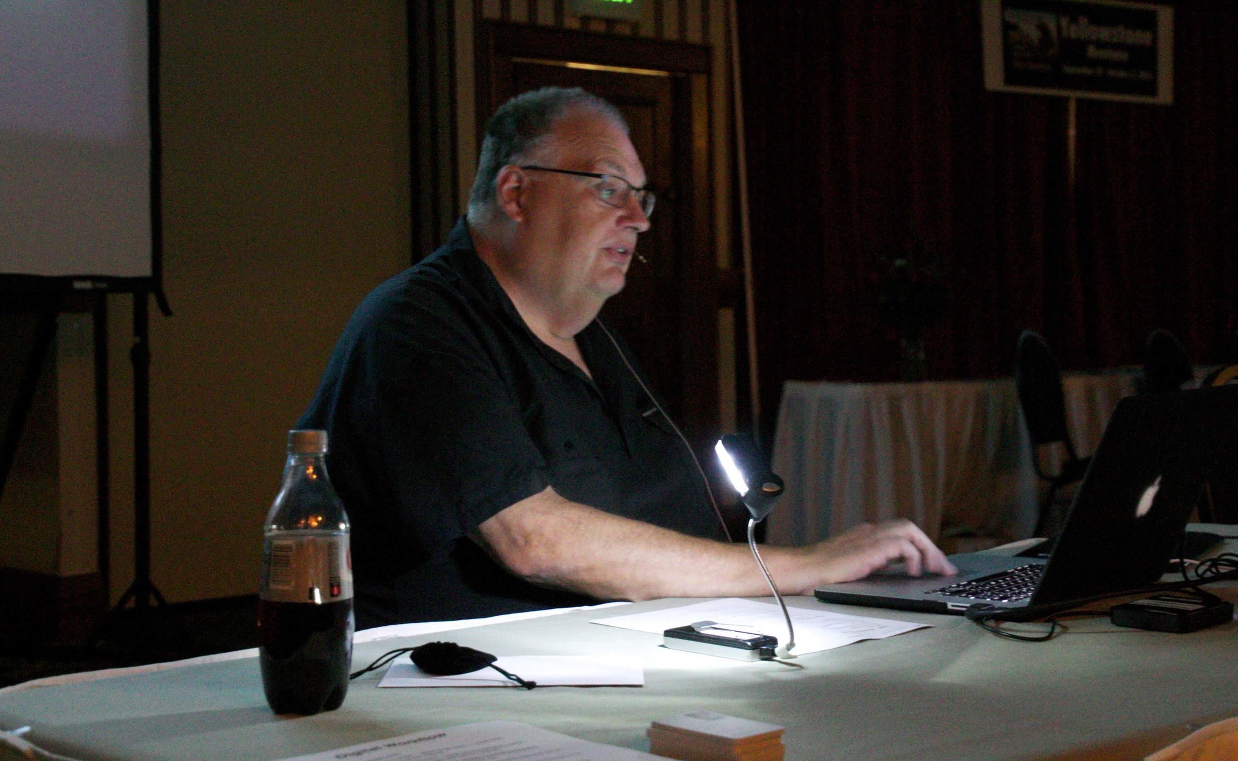 Jeff Klug Giving His Presentation.jpg