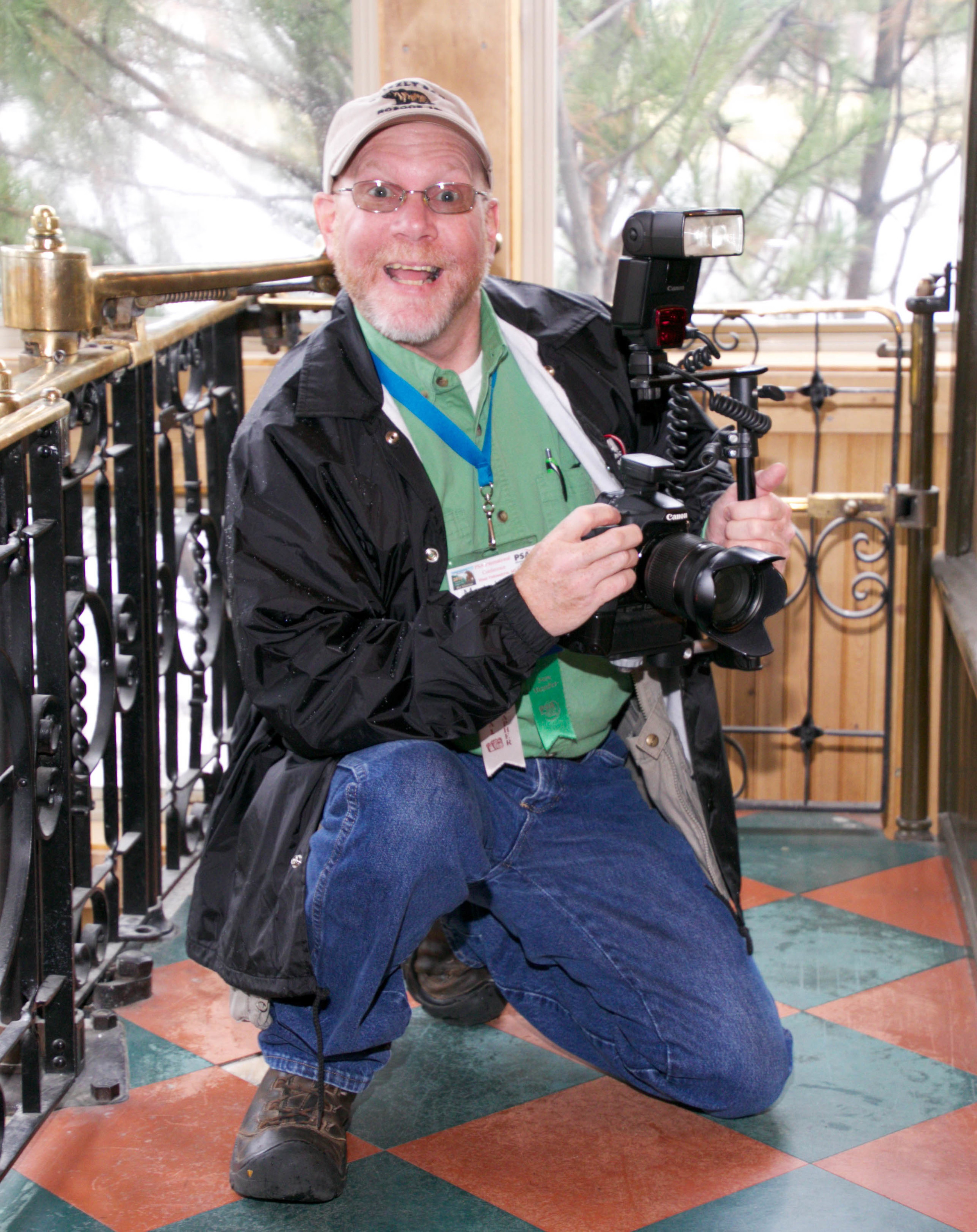 Marty Conference Photographer