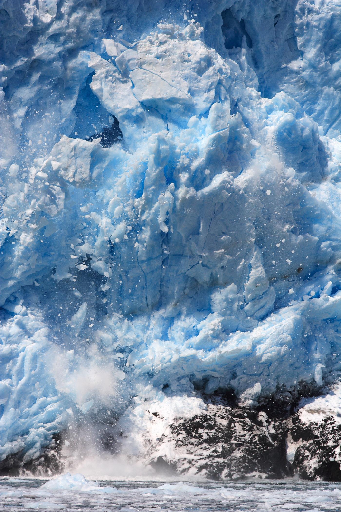 Glacier - Kenai Fjords