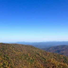 Western North Carolina in its natural beauty
