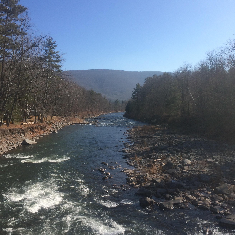 The stunning Catskills