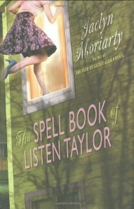 spell book of listen taylor moriarty