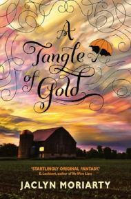 tangle of gold moriarty