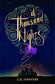 a thousand nights ek johnston