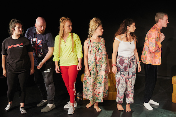 Sacrifice at Soho Theatre