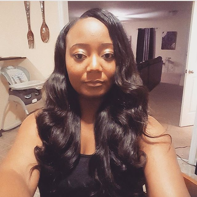 #gorgeous is an understatement with this #DHFglamdoll @hope2succeed #blackgirlmagic #luxury #hairextensions #beautiful #DHFglam #DefinitionofOPULENCE