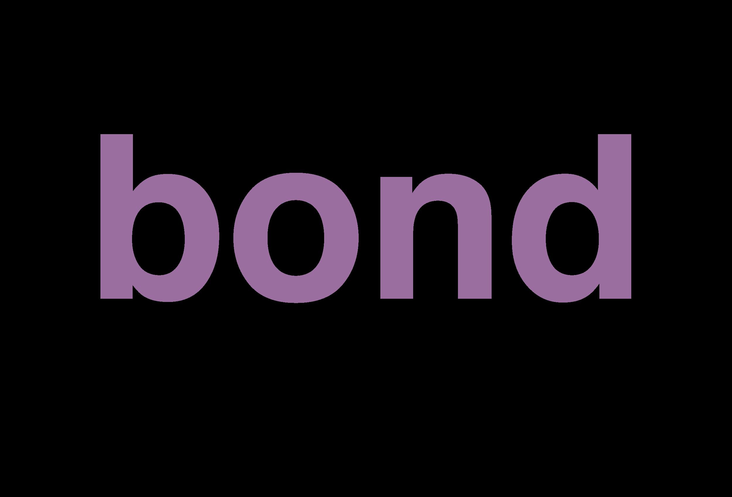 Bond Conference Logo