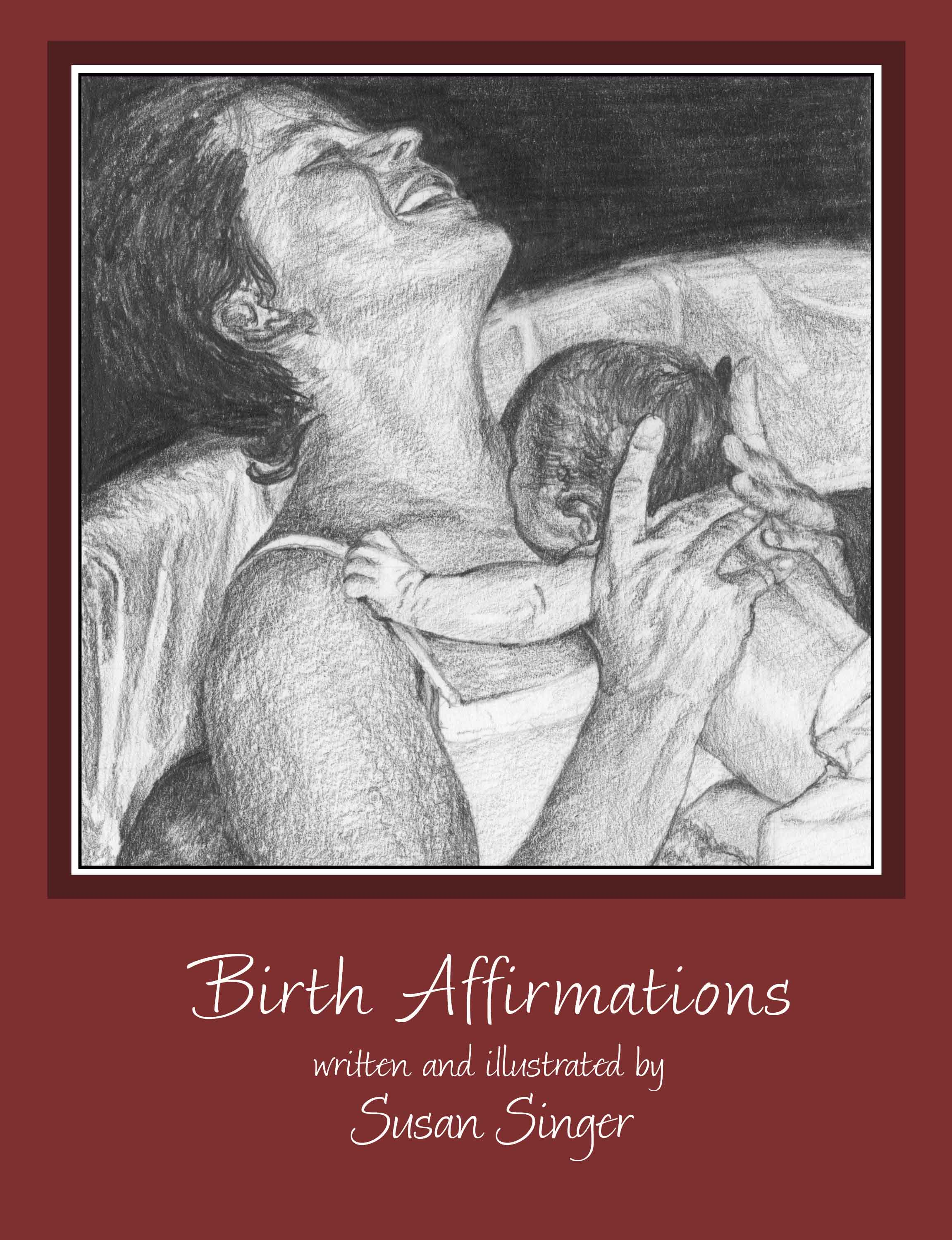 Cover of Birth Affirmations
