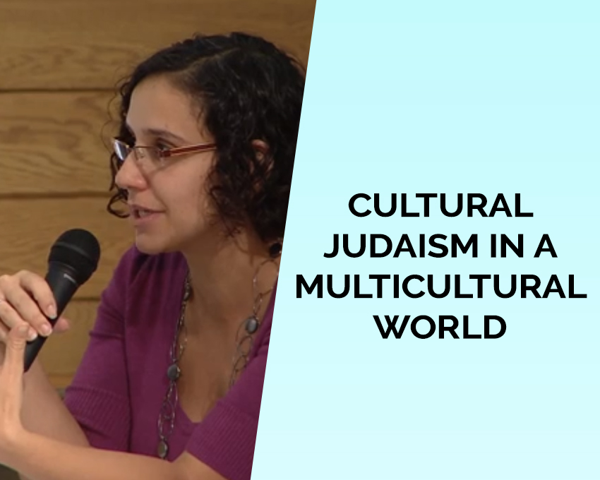 """The Colloquium 2013 panel discuss Rabbi Denise Handlarski's presentation on """"A Cultural Judaism for a Multicultural World"""" (viewable at  https://www.youtube.com/watch?v=tw1hW... ). Why be Jewish? How do we combine our universal values and openness to multiculturalism with our particular identity?"""