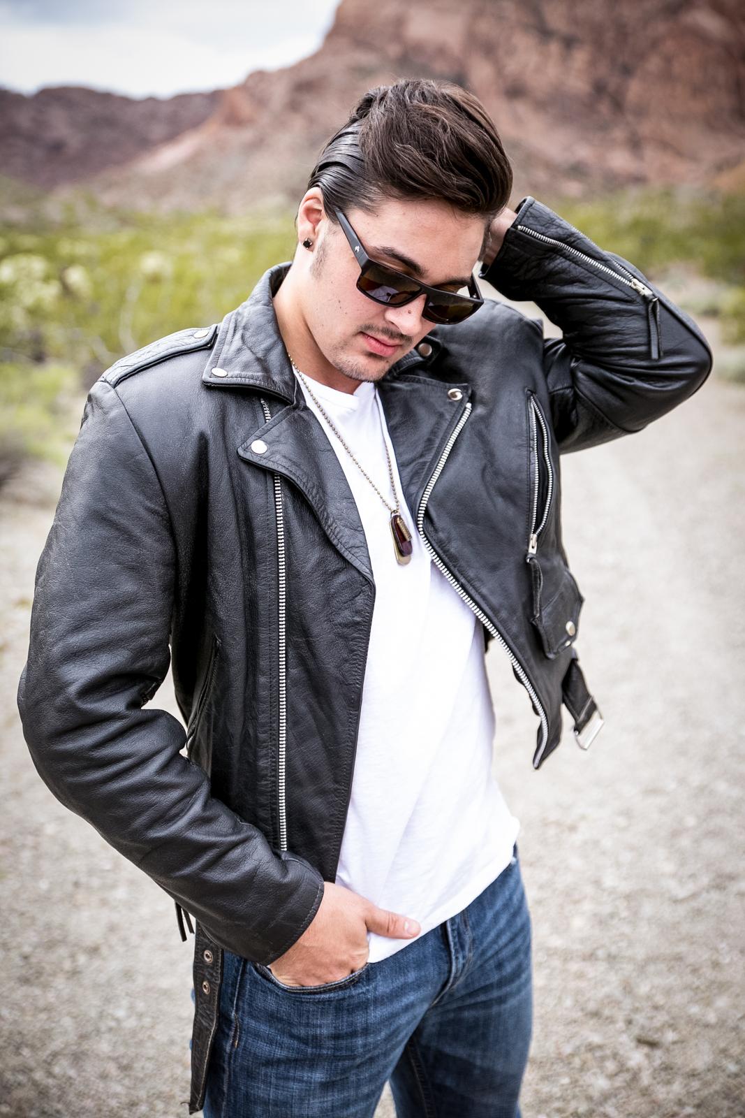 Cameron Lierman, 2016 Top Model, Destination Las Vegas.
