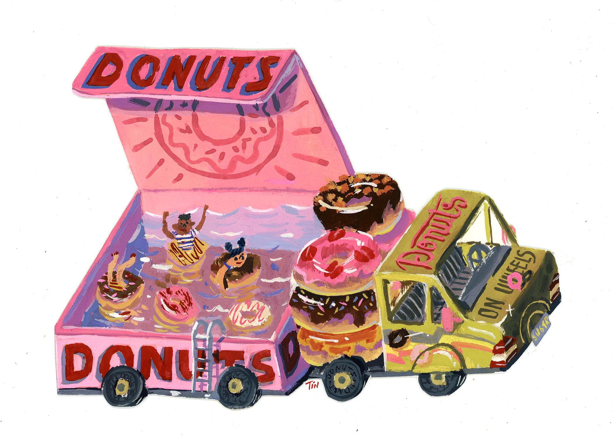 Donut Mobile
