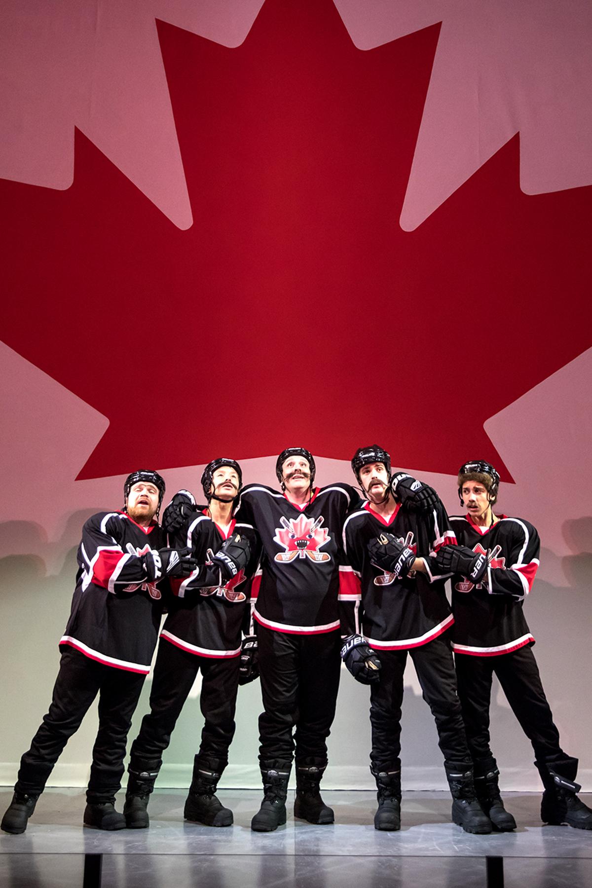 Canadian 'youth' hockey players photo by Dan Norman.jpg