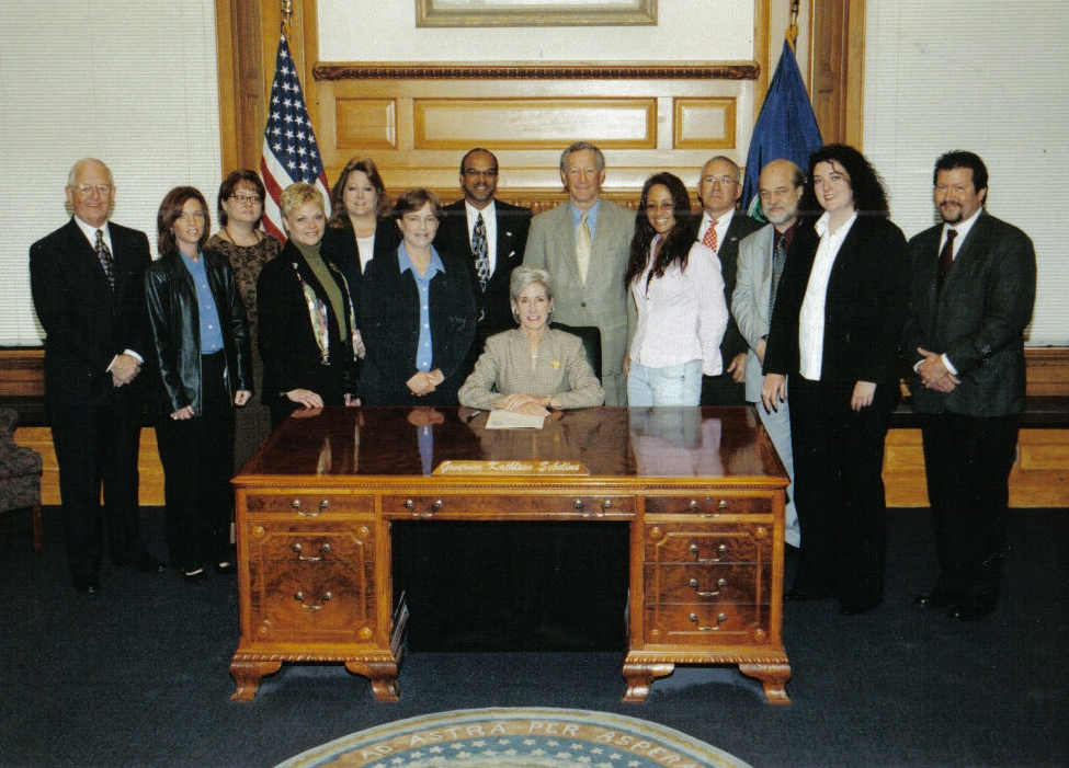 As a radio d.j., Cindy & radio listeners helped change the animal cruelty law in KS (Magnum's Law 2005/2006)