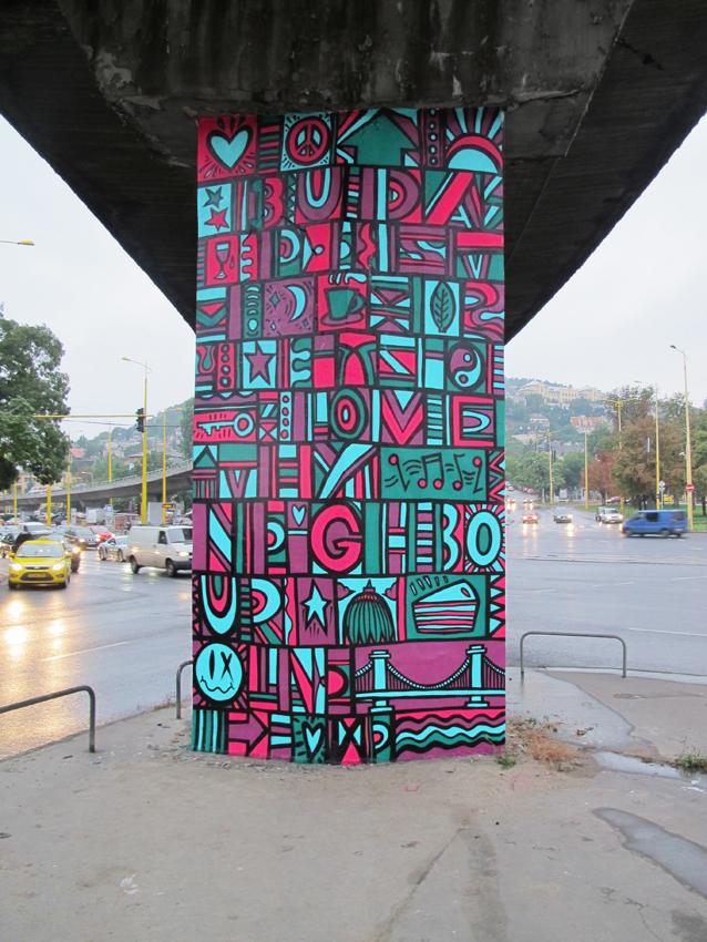 Színes Város Budapest