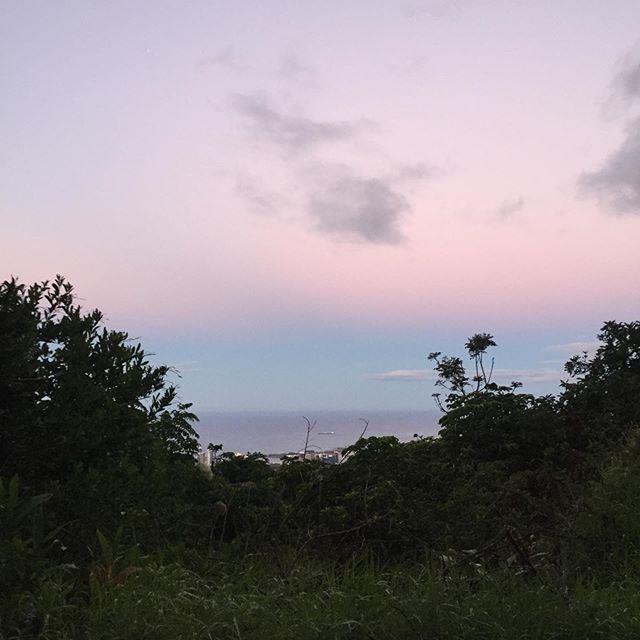 Sun rise - sun set