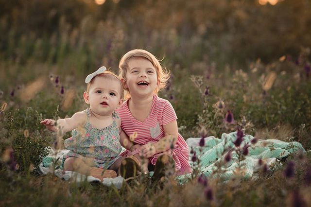 OK just one more 😜 . . #zayleyreign #adleyjoy #familyphotography #daughters #sisters #love #joy #parenthood #magicofchildhood  #family #katiekeplar #wichitaphotographer