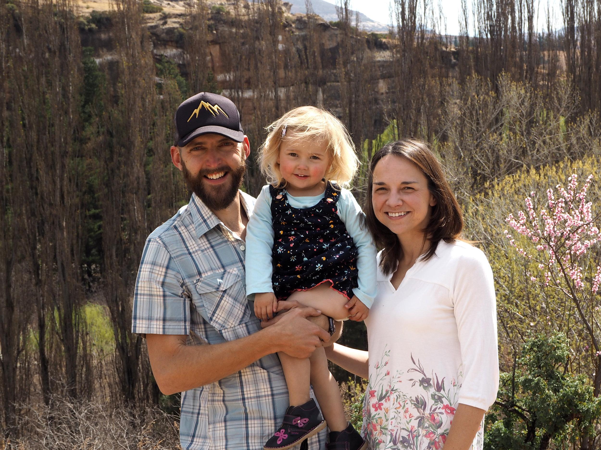 Emily, Jane and I