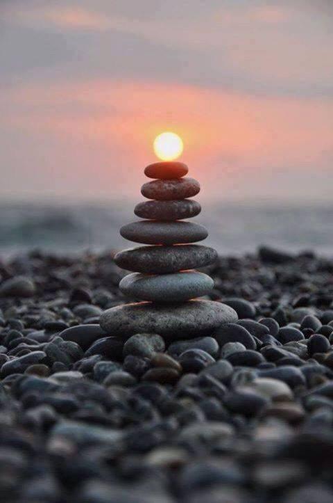 Stone Stuppa in Newport, RI