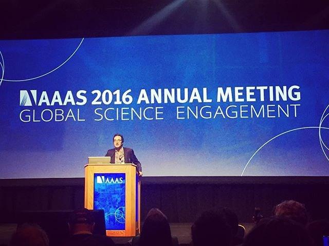 Jad Abumrad at AAAS Annual Meeting