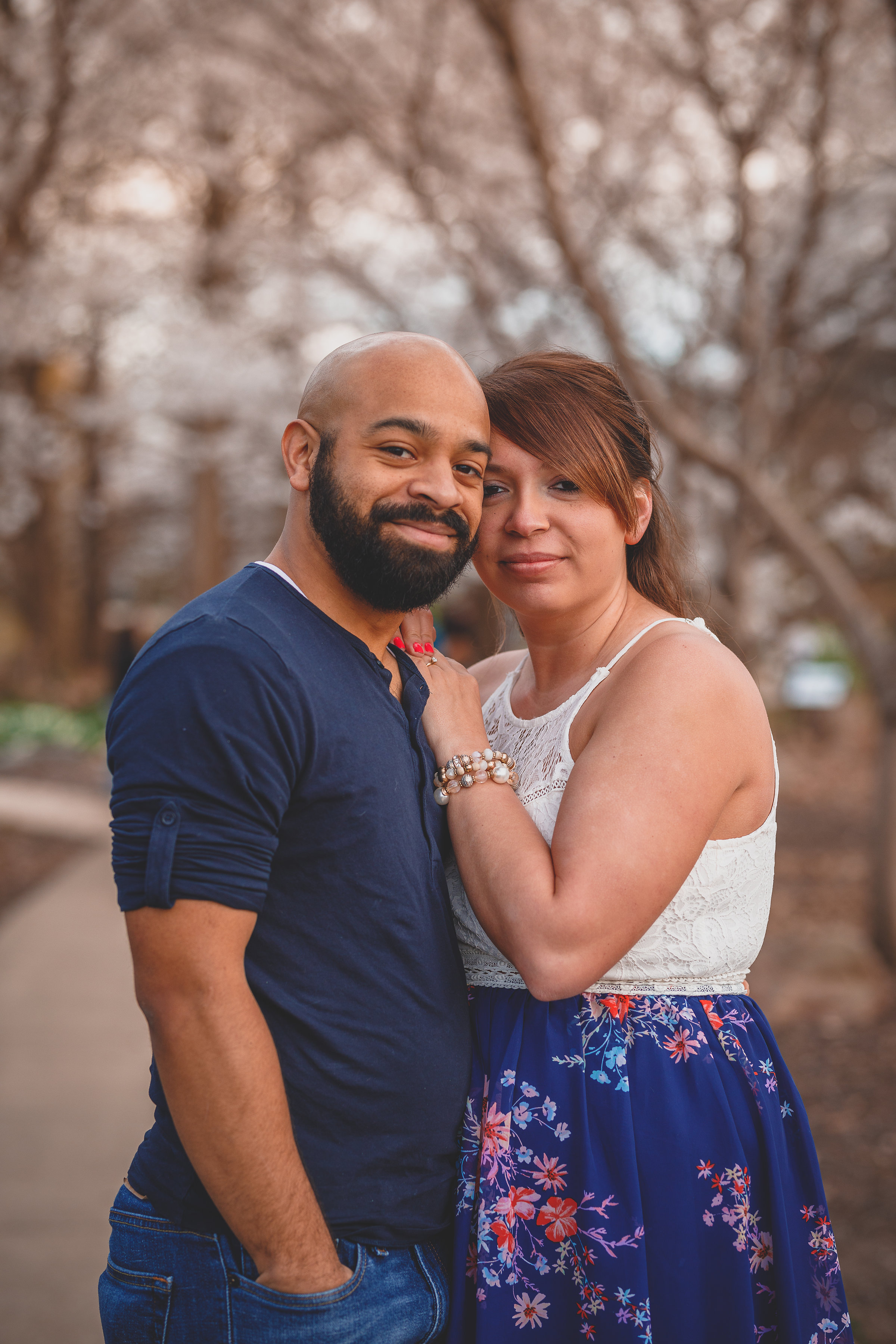 Urbana engagement photographer