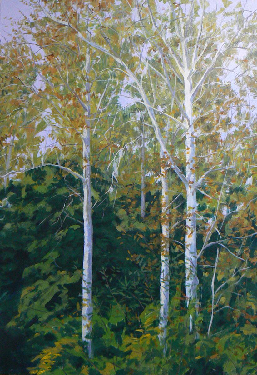 White Trees, Spring